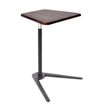 Laptop stand mobile side table