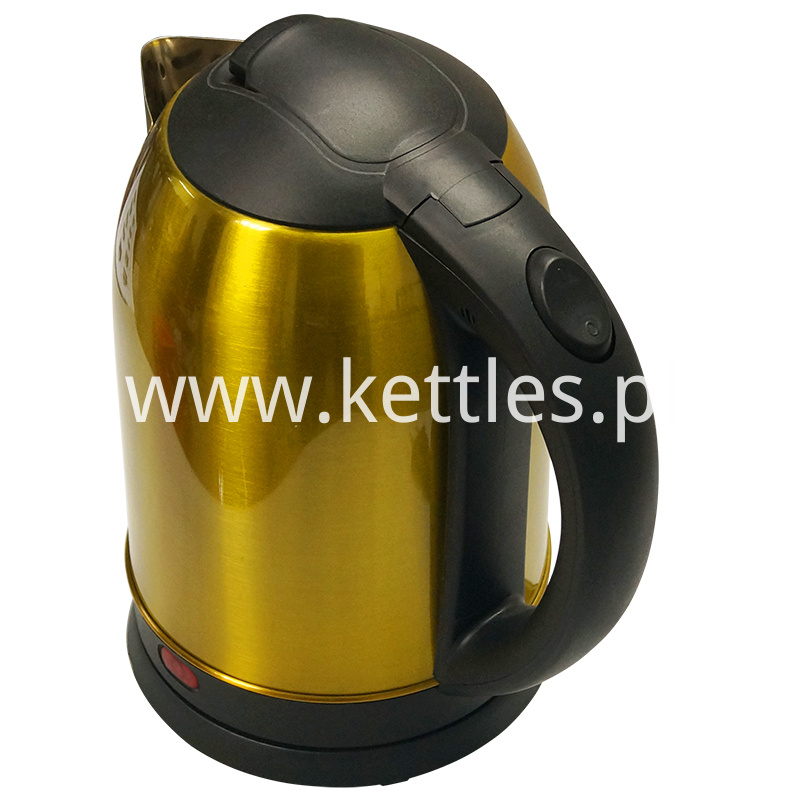 Straight Type Cordless Kettle
