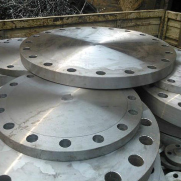 Supply for ANSI B16.5 Stainless Steel Flange, Asme B16.5 Class 150 Flange in China Ansi stainless flange blind flange supply to Solomon Islands Supplier