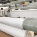 Filament nonwoven geotextile used for civil engineering