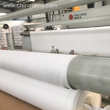 Long Fiber High Quality Pet NonWoven Geotextile