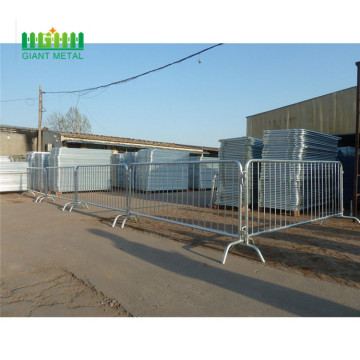 Crowd control fences rental