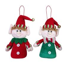 Christmas magic elf doll ornaments decorations