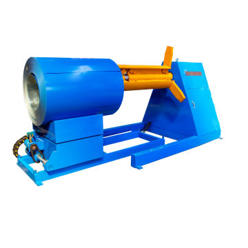 Automatic Hydraulic Decoiler Machine