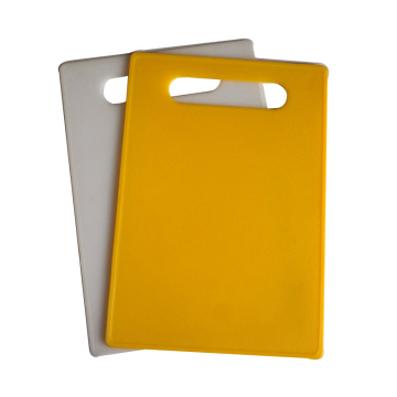 Durable plastic cutting boards