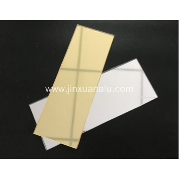 Aluminum Mirror Sheet as Customized Size