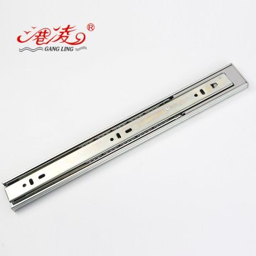 High grade silent single spring damping slide rails