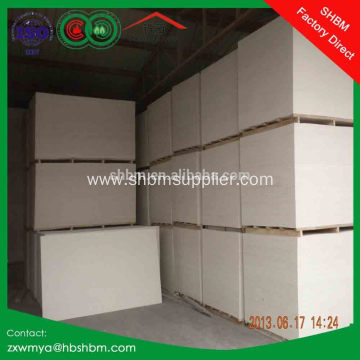 Fire Proof White Grey Magnesium Oxide Board
