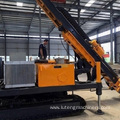 Hydraulic Crawler Anchoring Drilling Rig Multifunctional