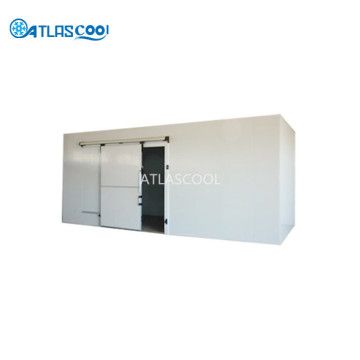 Industrial Prefabricated Cold Storage Rooms