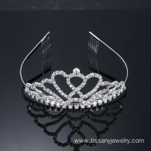 Wholesale Crystal Pageant Small Crown