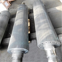Chrome Plated Corrugated Roller