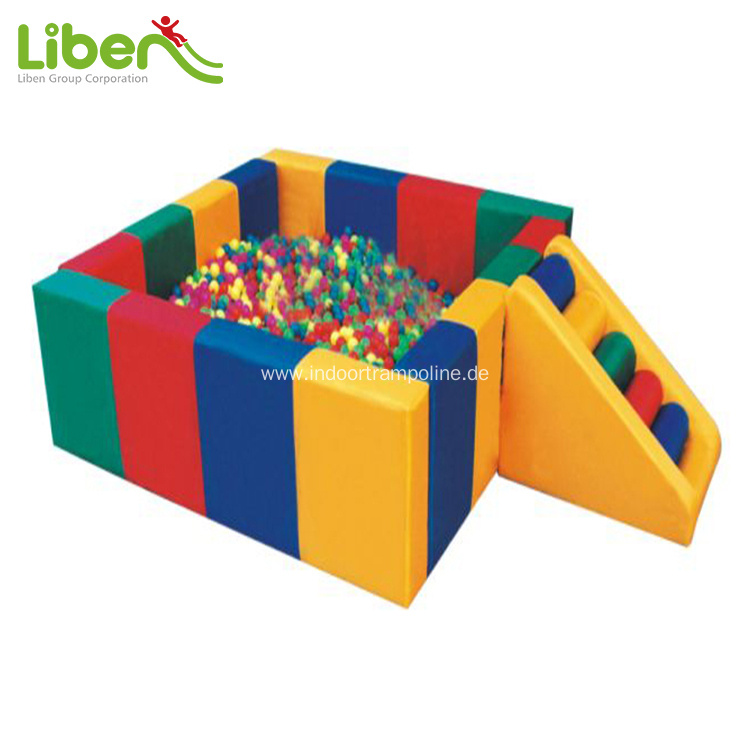 Indoor kids soft play for restaurant