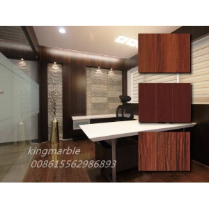 Factory directly for Pvc Wooden Wall Paneling pvc wooden texture imitation sheet for interior decoration supply to Jamaica Supplier