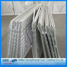Fast Delivery for China Galvanizing Hesco Barrier and Military Sand Wall Hesco Barrier Supplier Galfan as galvanized hesco barrier for military supply to Mauritania Importers