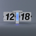 Lighted Wall Decor Clock
