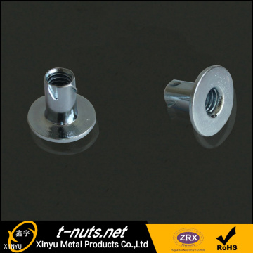 Stamped Steel Propeller Nuts