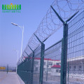 AEOMESH PVC Coated Barbed Wire Fence