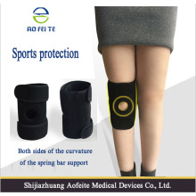 Open Patella Sports Protection Knee Brace