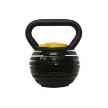 Best Quality for Fitness Equipment Kettlebell Weights Changeable Cast Iron Kettlebell supply to Nicaragua Supplier