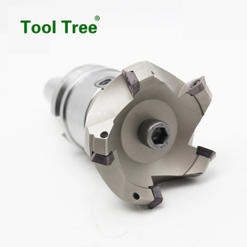 KM 45 degree different types face milling cutter