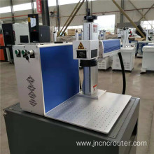 fiber automatic metal engraving machine