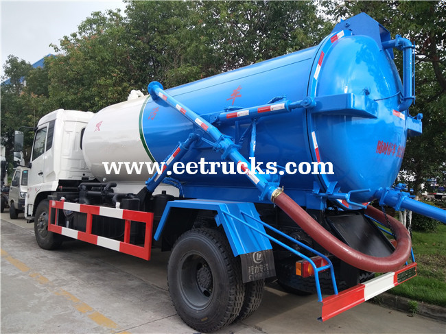 Dung Suction Trucks
