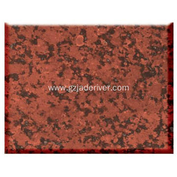 Bundle Red Granite Stone Jiwe la jumla