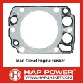 Man Diesel Engine Head Gasket