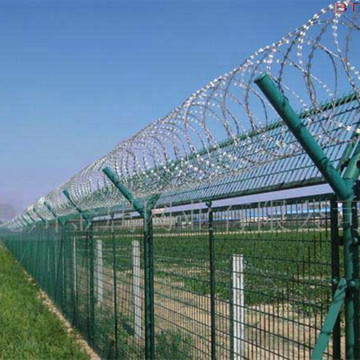 Galvanized High Tensile Razor Wire