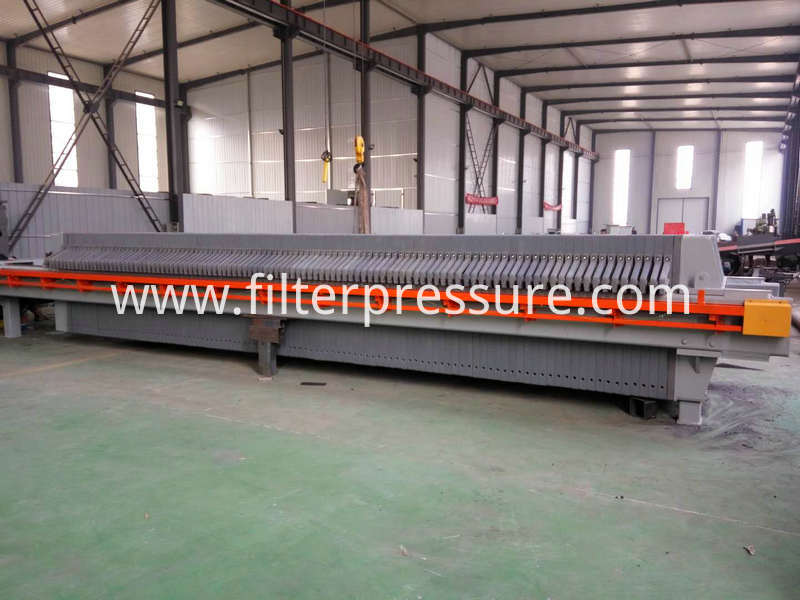 Chamical Industry Filter Press