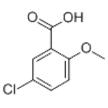 5-Chloro-2-methoxybenzoic acid CAS 3438-16-2