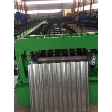 Designing Floor Deck Roll Forming Machine