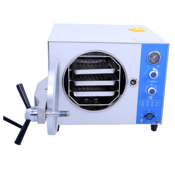 small size desktop autoclave dental sterilizer