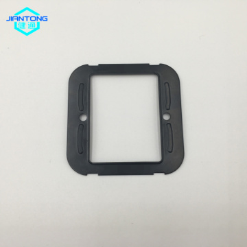 Black galvanized steel small quantity stamped parts