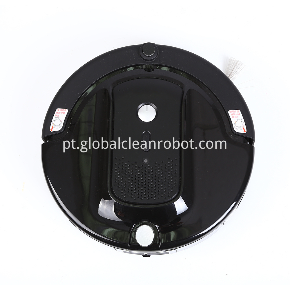2017 Robot Vacuum Cleaner with Living Video Camera
