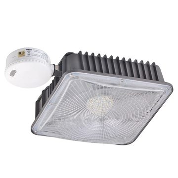 75W Led Parking Garage Lighting Motion Sensor