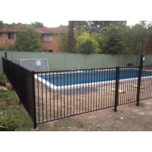 Flat Top Pool Fence For Swimming