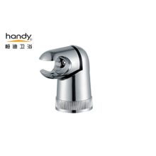 Shower Handset Holder Solid Brass Chrome Plated