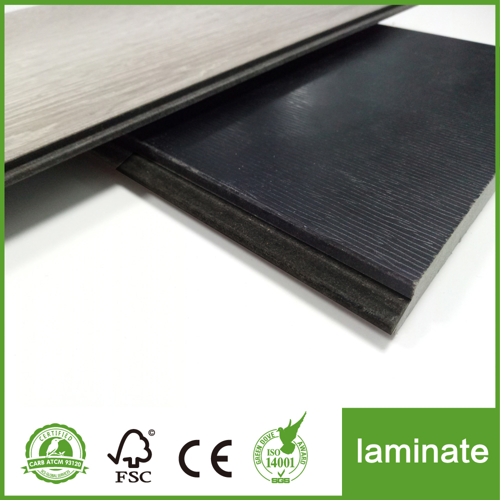 12mm black hdf laminate floor