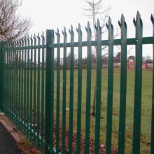 China Supplier for  Hot Sale Steel Security Palisade Fence Mesh supply to Cape Verde Manufacturer