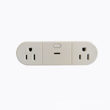 2 Outlet wifi controlled socket