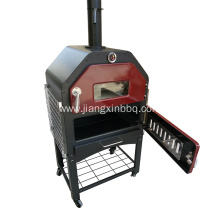 Best Quality for China Garden Pizza Oven,Outside Pizza Oven,Woodfired Pizza Oven Manufacturer Deluxe Pizza Oven With Window export to Netherlands Importers