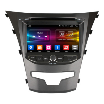 android 6.0 head unit for ssangyong korando
