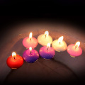 Floating Candles with Smooth Flame Water Candles