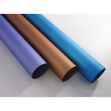 Purple Anodizing Aluminum Tube
