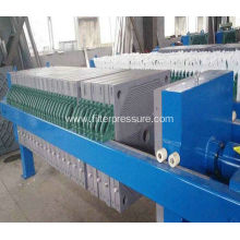 Durable Chemical Industry Stainless Steel Filter Press
