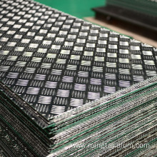 China Gold Supplier for Aluminium Chequered Plate 3mm thick aluminum checker sheet price in Canada export to Bulgaria Factories