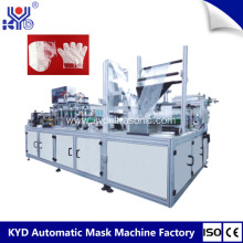 10 Years manufacturer for Hand And Foot Mask Machine High Quality Nonwoven Hand/Foot Mask Making Machine export to Russian Federation Wholesale