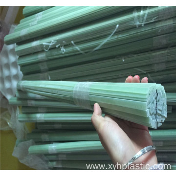 Light green color FR4 epoxy fiberglass flat strip